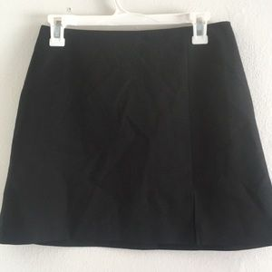 🔥Vintage black mini skirt🔥